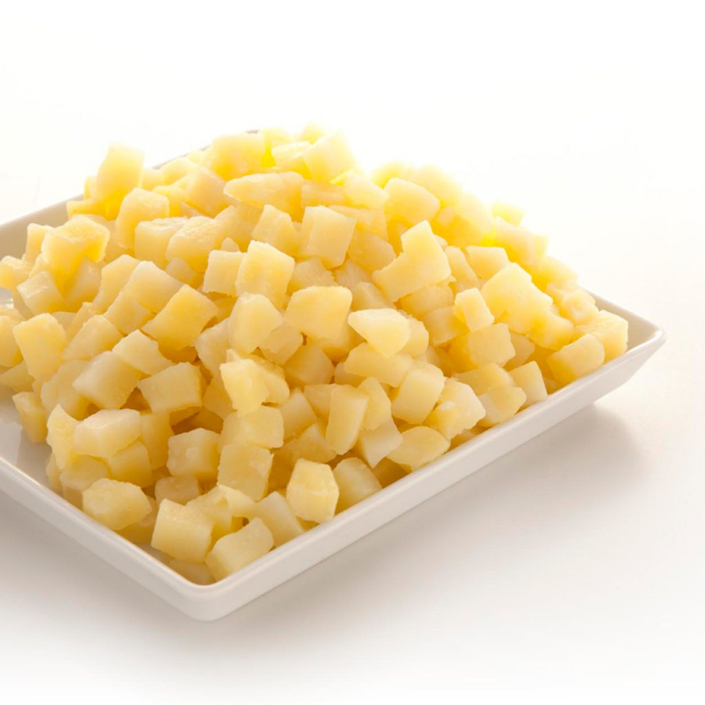 Mestari potato cubes 10mm 5x3kg