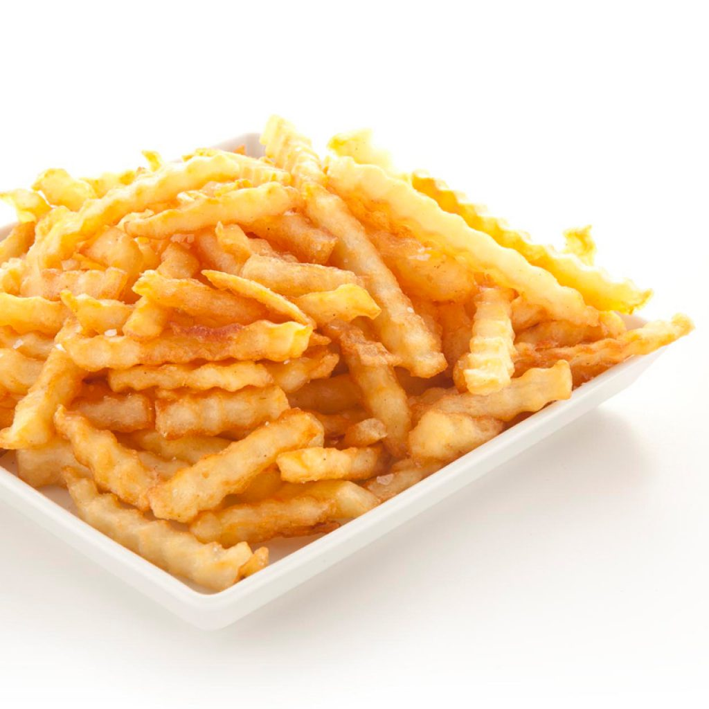 Mestari French fries 4x25kg