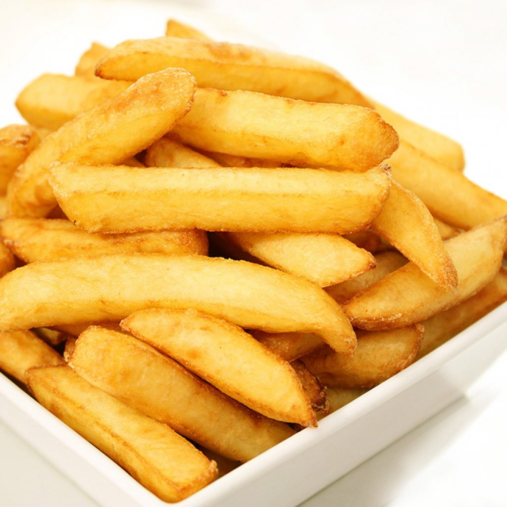 Mestari steak fries 4x3kg